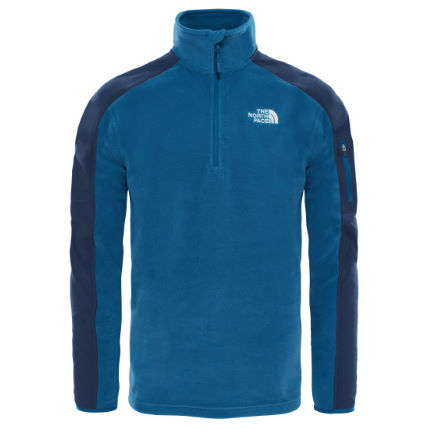 The North Face Glacier Delta Fleecejacke (1/4 RV)