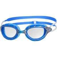 Zoggs Predator Goggles (Clear) Transparent/Blue One Size