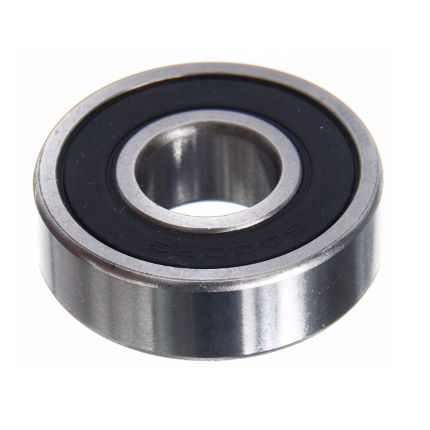 Brand-X Sealed Bearing - 6000 2RS Bearing Silver One Size