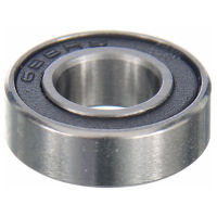 Brand-X Sealed Bearing - 688 2RS Bearing Silver One Size