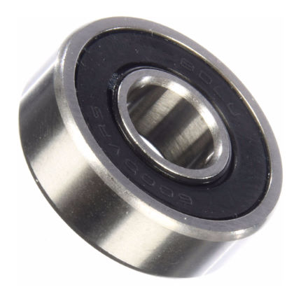 Brand-X PLUS Sealed Bearing - 6000-V2RS Bearing Silver One