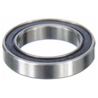 Brand-X Sealed Bearing - 6803 2RS Bearing Silver One Size
