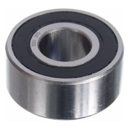 Brand-X Sealed Bearing - 3001 2RS Bearing Silver One Size