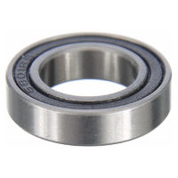Brand-X Sealed Bearing - 6801-2RS Bearing Silver One Size