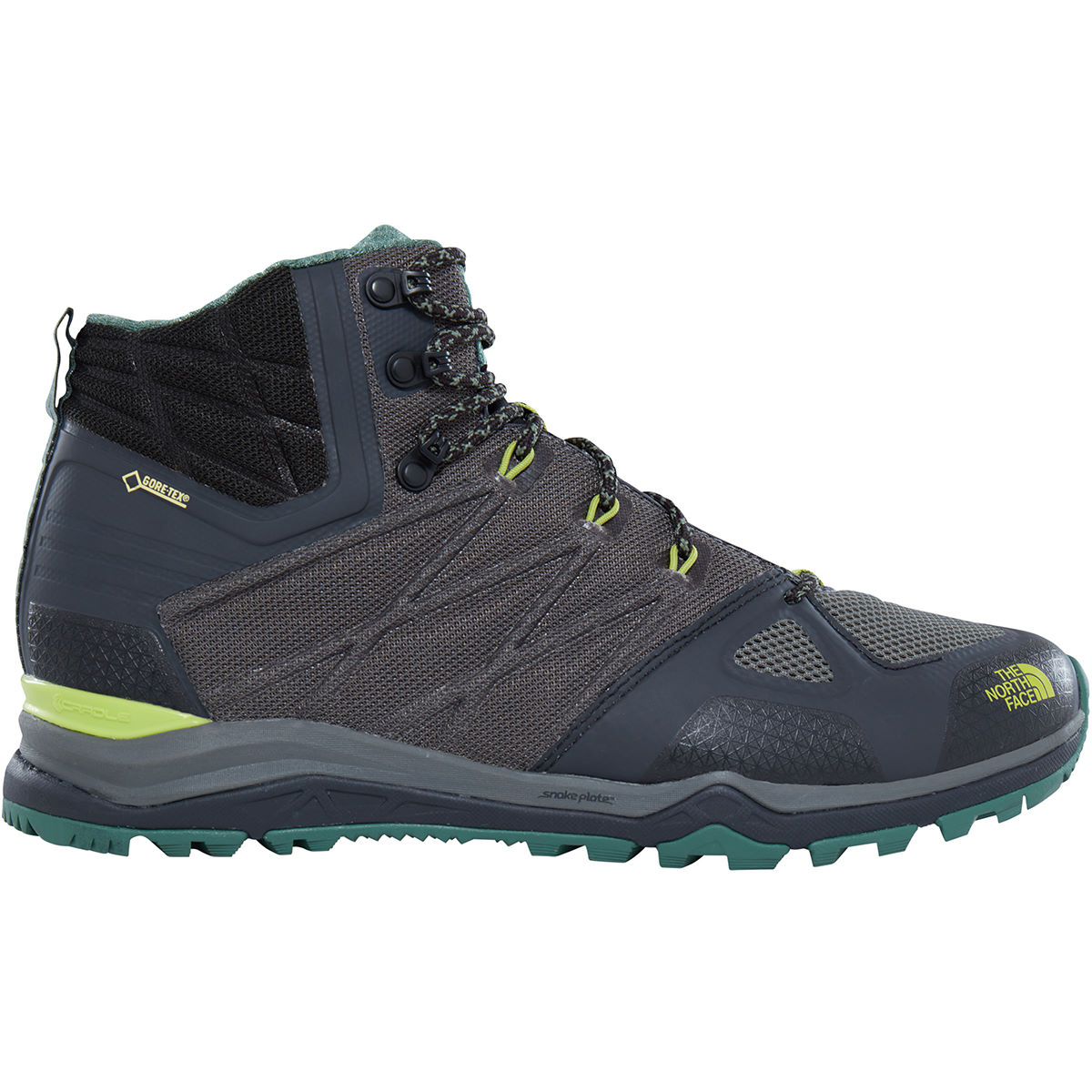 Chaussures The North Face Ultra Fastpack II Mid Gore-Tex - 7.5