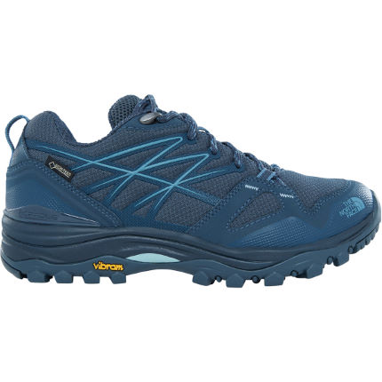 Chaussures Femme The North Face Hedgehog Fastpack Gore-Tex (bleues)