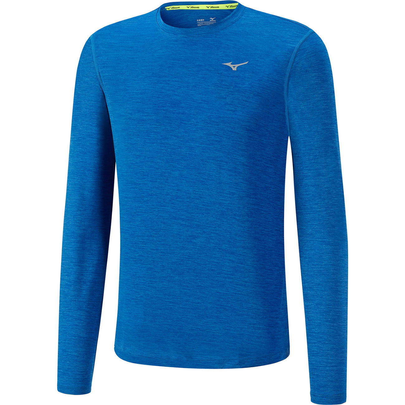 wiggle mizuno impulse core ls tee long sleeve running tops. Black Bedroom Furniture Sets. Home Design Ideas