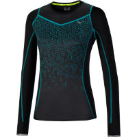 Mizuno Womens Static BT LS Tee