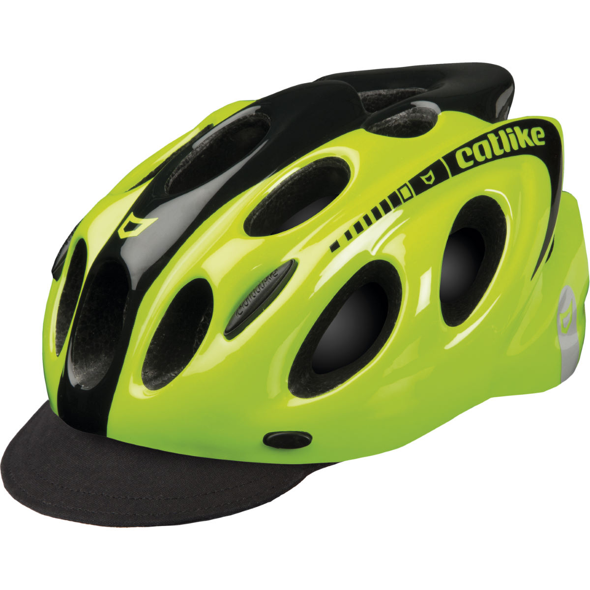 Casque Catlike Kompact'O Urban - Medium Jaune/Noir Casques de route