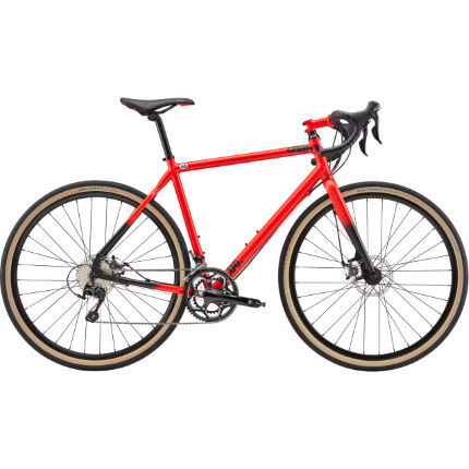 Charge Plug 4 (105 - 2017) Adventure Road Bike RED XL