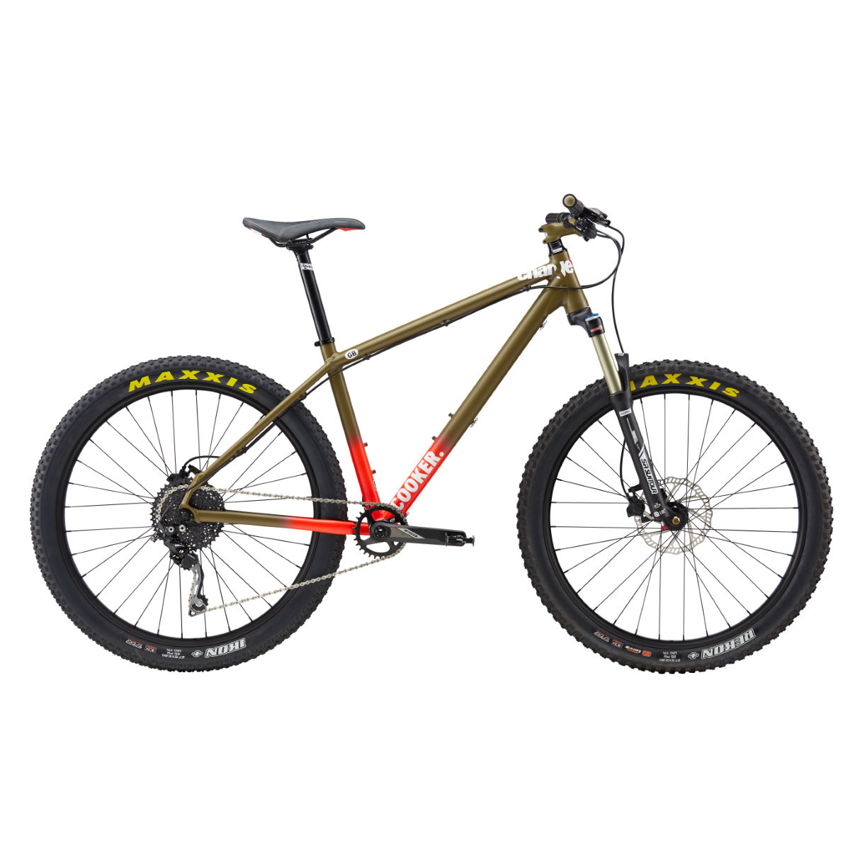 VTT Charge Cooker 2 (SLX, 2017) - MD Stock Bike Vert