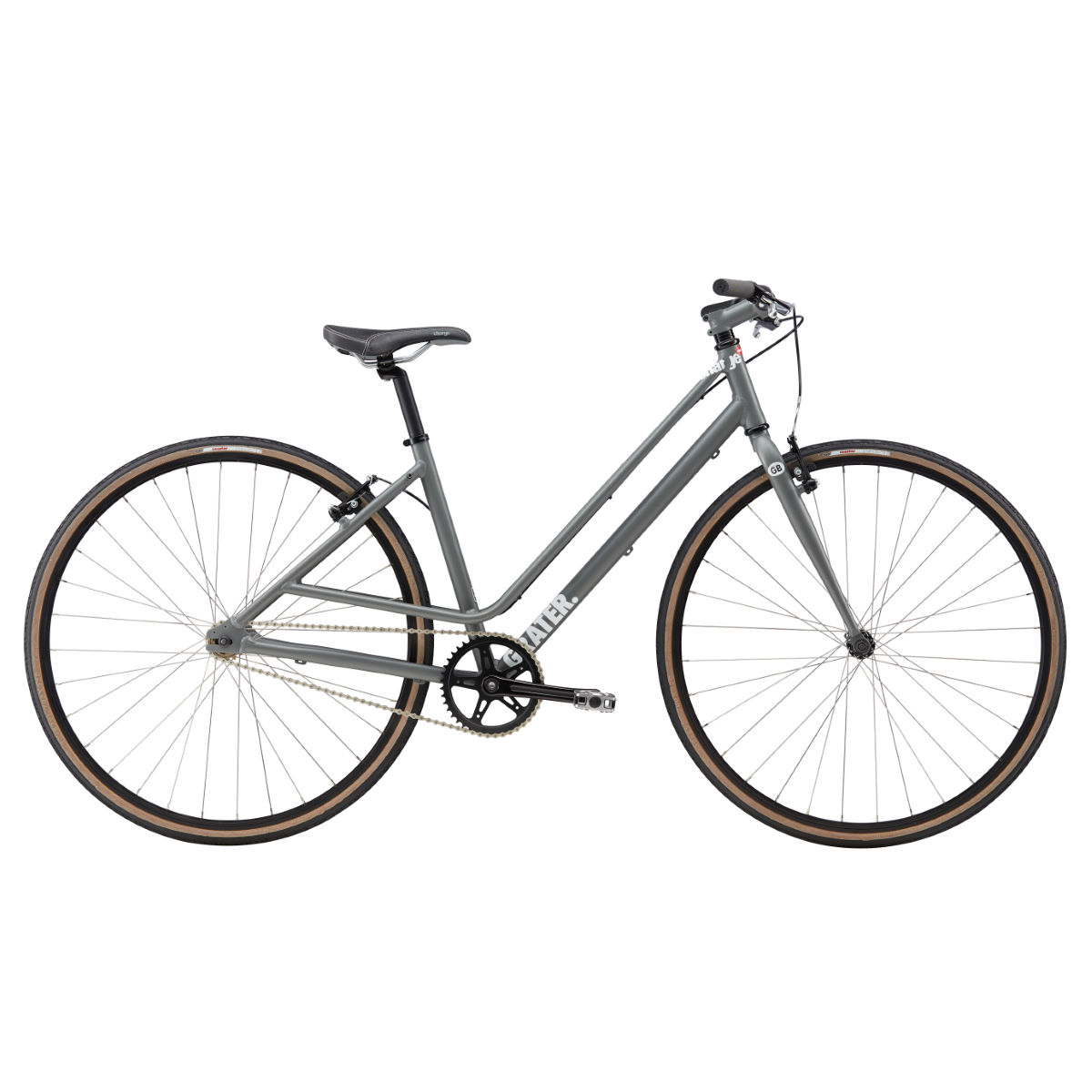 Charge Grater Mixte 0 (2017) Single Speed Bike   Single Speeds