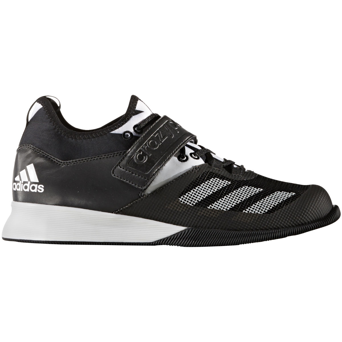 Chaussures Adidas Crazy Power - UK 13 Noir/Blanc