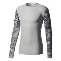 adidas Techfit Chill Print Top