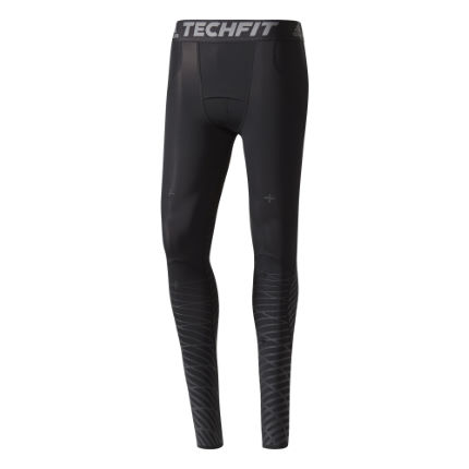 Adidas Techfit Recover Tights - Herr