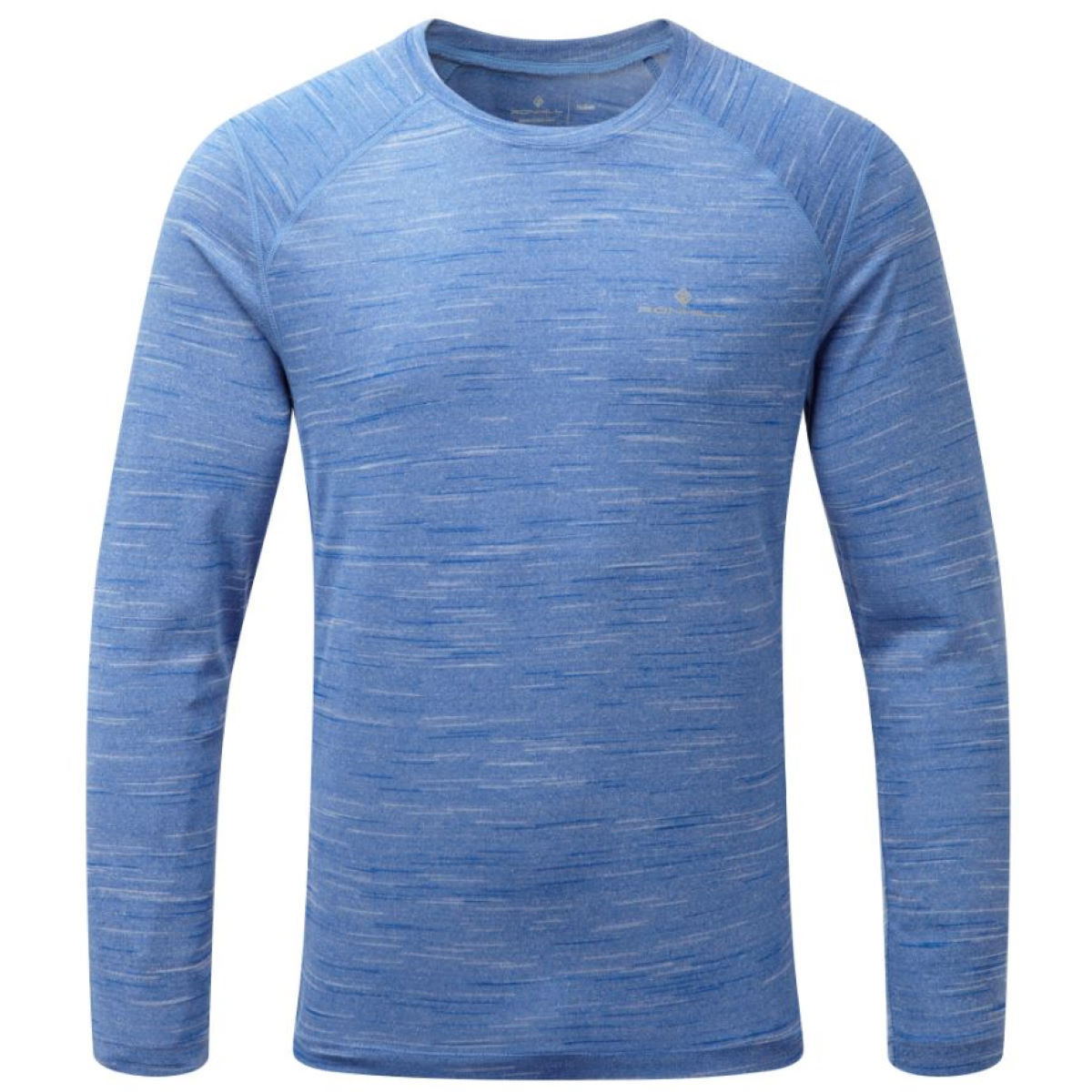 Maillot Ronhill Momentum (manches longues) - L Cobalt Marl