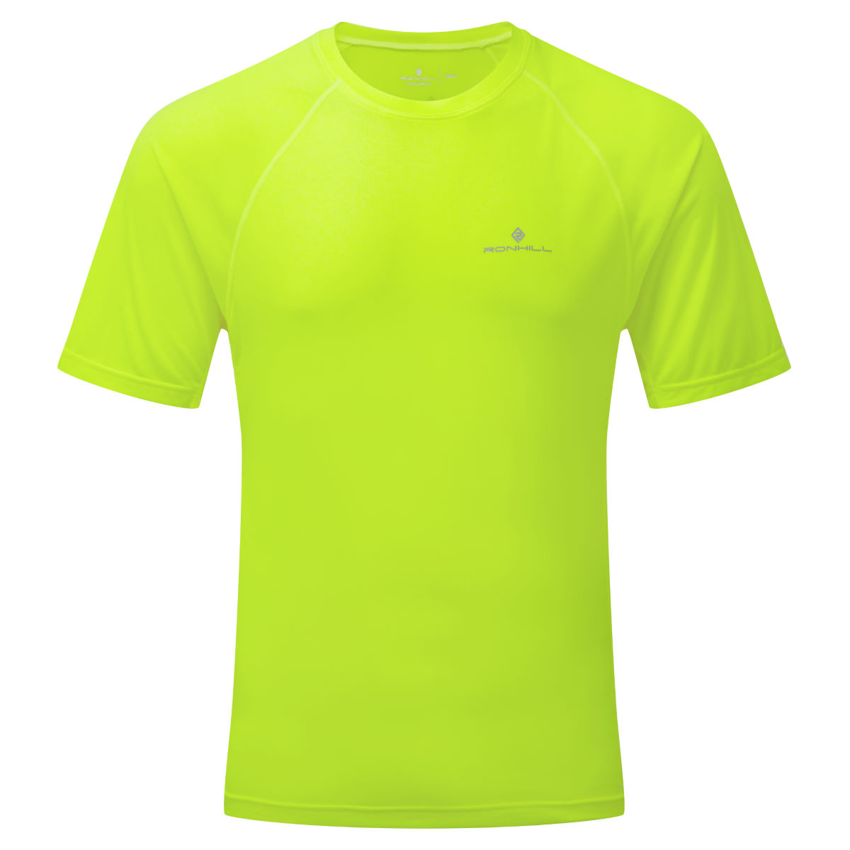 Maillot Ronhill Momentum (manches courtes) - XL Fluo Yellow