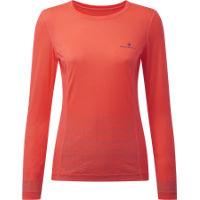 Maillot Femme Ronhill Momentum Sirius (manches longues)