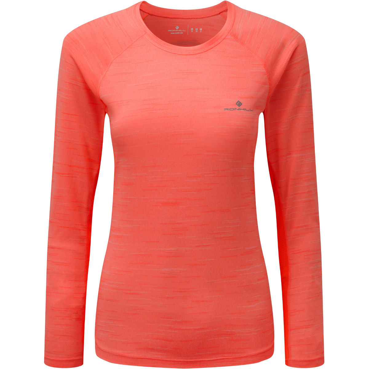 Maillot Femme Ronhill Momentum (manches longues) - XS