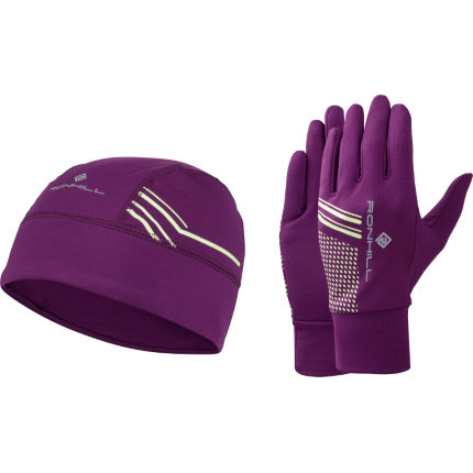 Ronhill Women's Beanie and Glove Set