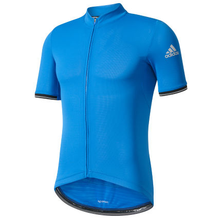 Adidas Cycling Climachill Short Sleeve Jersey