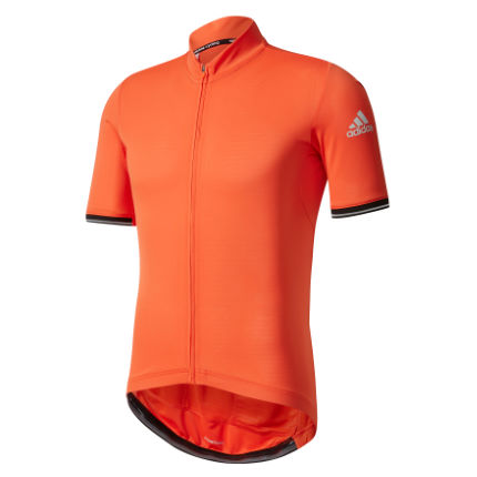 Adidas Cycling Clima Chill Short Sleeve Jersey