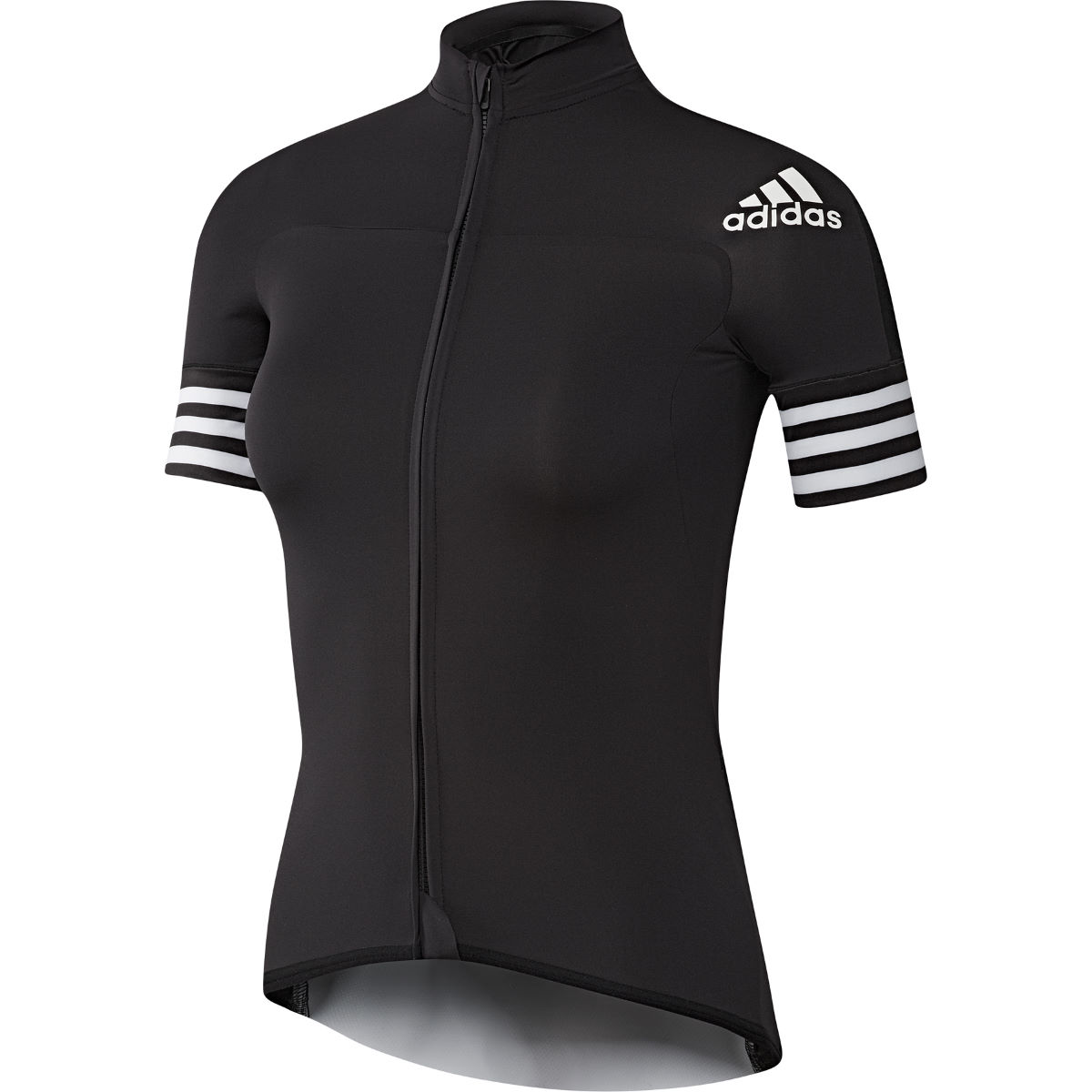 Maillot Femme Adidas Cycling Adizero (manches courtes) - XL Noir