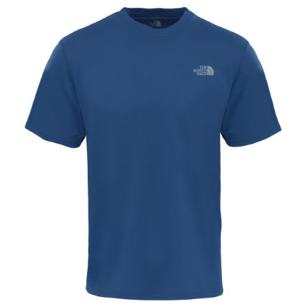 The North Face Flex hardloopshirt (korte mouwen)