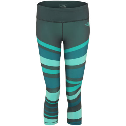 Leggings donna The North Face Motivation Crop (fantasia, a 3/4)