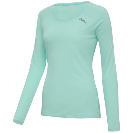 2XU Women's X-Vent Long Sleeve Top