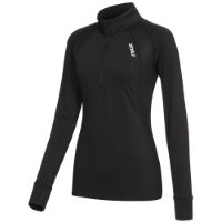 2XU Womens X-Vent 1/4 Zip LS Top