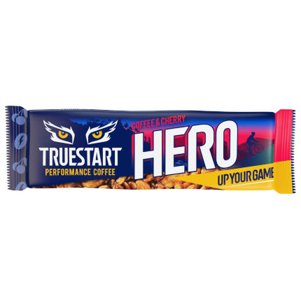 TrueStart Coffee Hero Caffeine Bar  (12x43g)