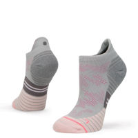 Stance Womens Hystory Tab Run Socklet