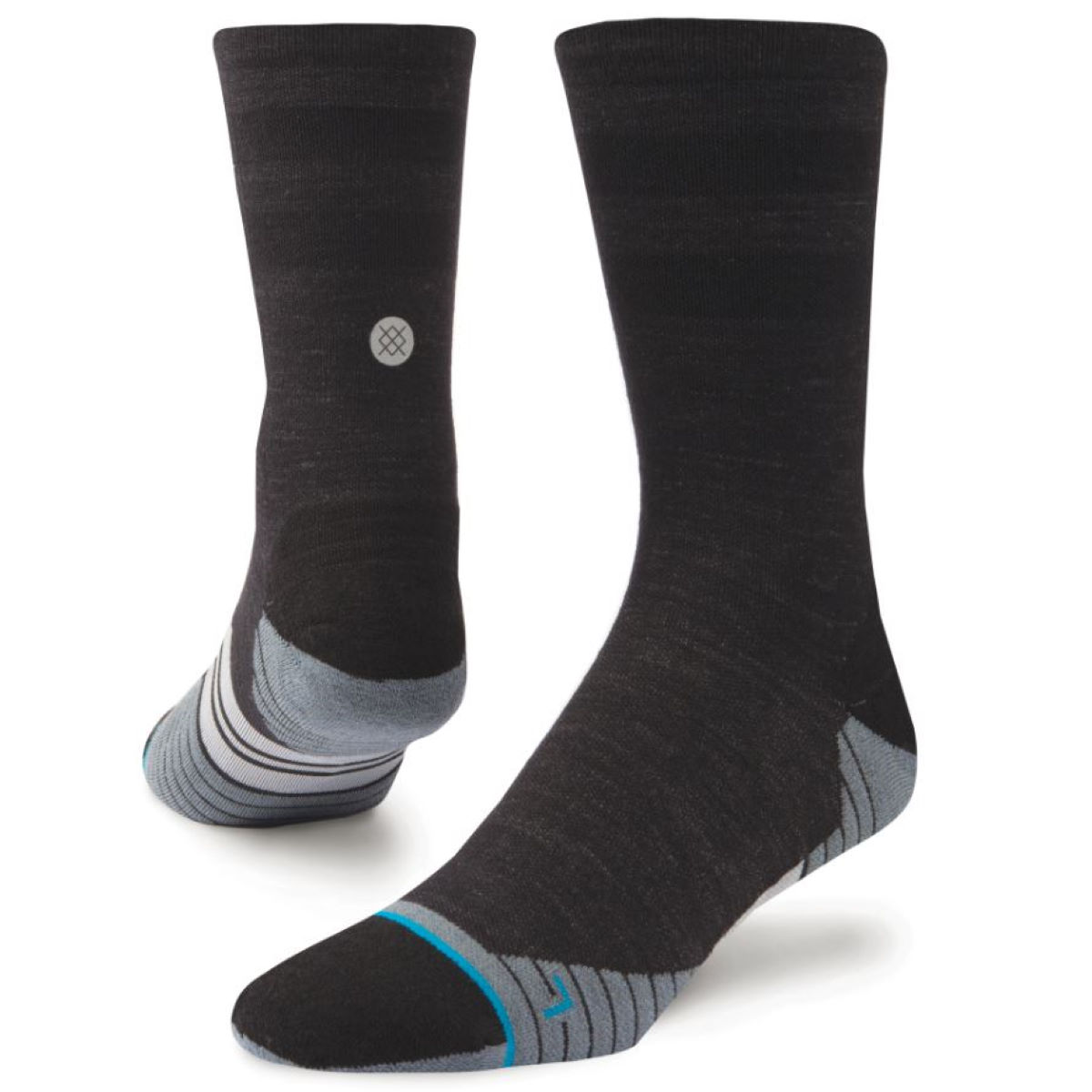 Calcetines Stance Uncommon Solids Run - Calcetines