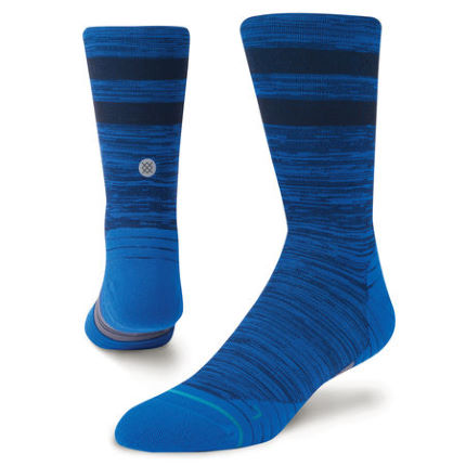 Chaussettes Stance Uncommon Solids Run Crew