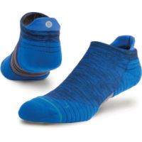Stance Uncommon Solids Tab Run Socklet