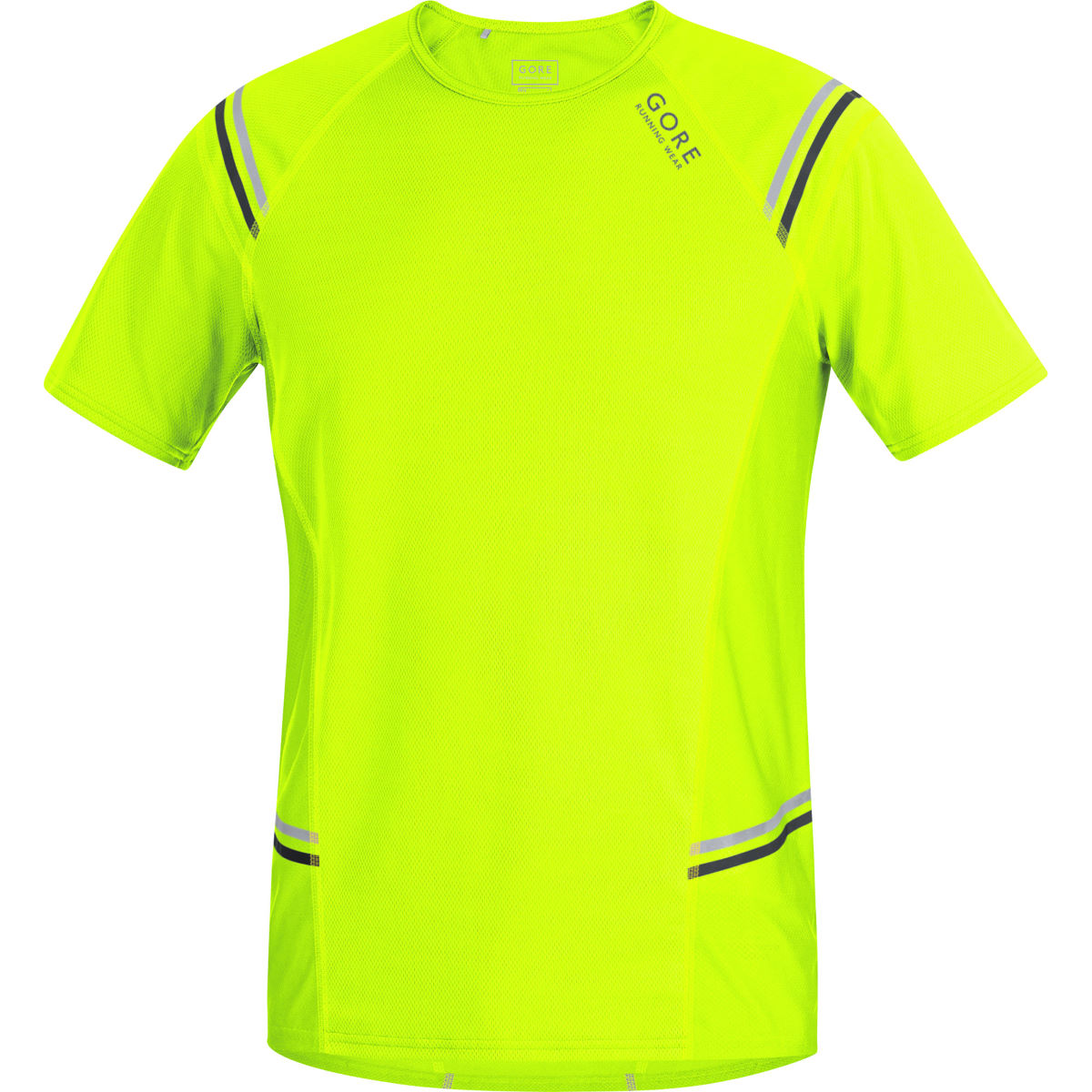 Maillot Gore Running Wear Mythos 6.0 - M neon yellow