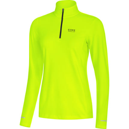 Gore Running Wear Women's Essential Shirt Long