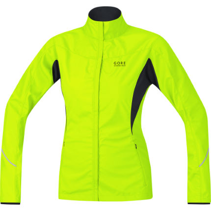 Gore Running Wear Women's WINDSTOPPER® AS Partial Jacket