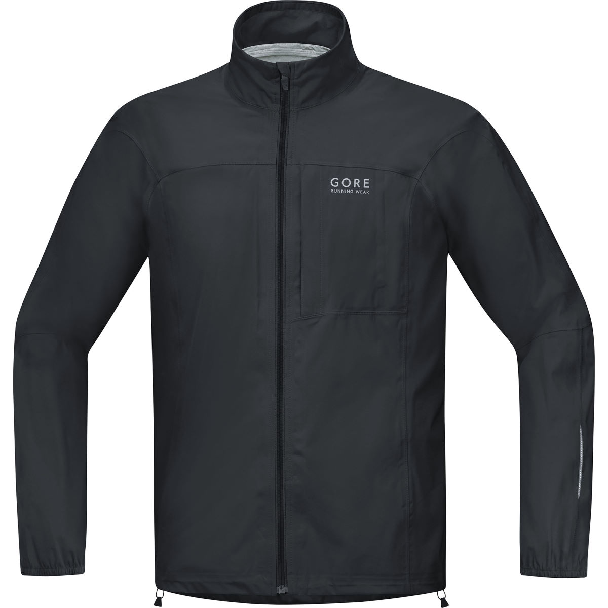 Veste Gore Running Wear Essential GORE-TEX® Active Shell - S black