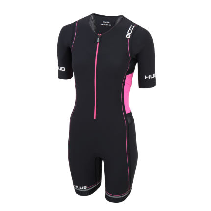 HUUB Core Long Course triatlonpak voor dames