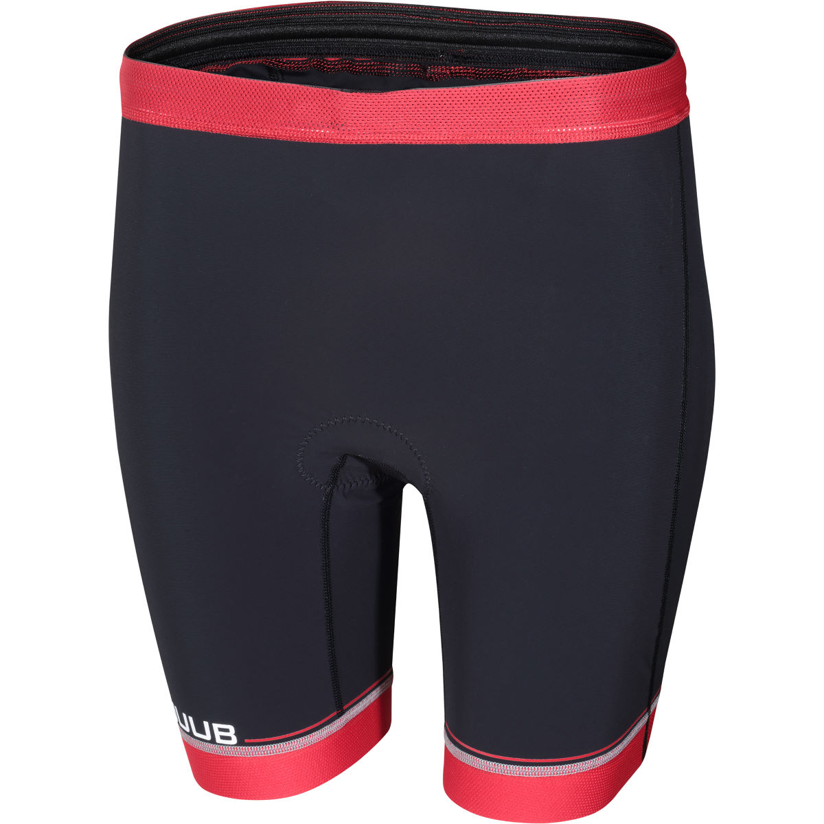 Cuissard court de triathlon Femme HUUB Core - Extra Small Rouge/Noir