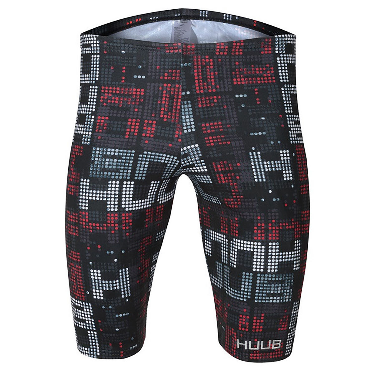 Jammer HUUB Clubland - Small Black/White/Red Maillots de bain Adulte