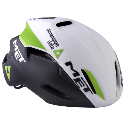 MET Dimension Data Manta Aero Road Helmet