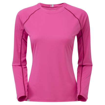 Montane Women's Sonic Long Sleeve T-Shirt