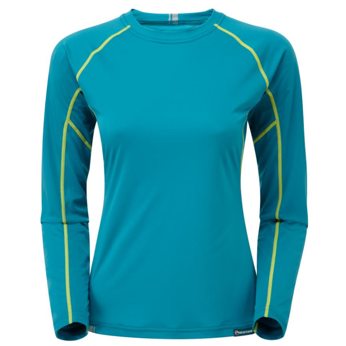 Montane - Women's Sonic Long Sleeve T-Shirt - XL