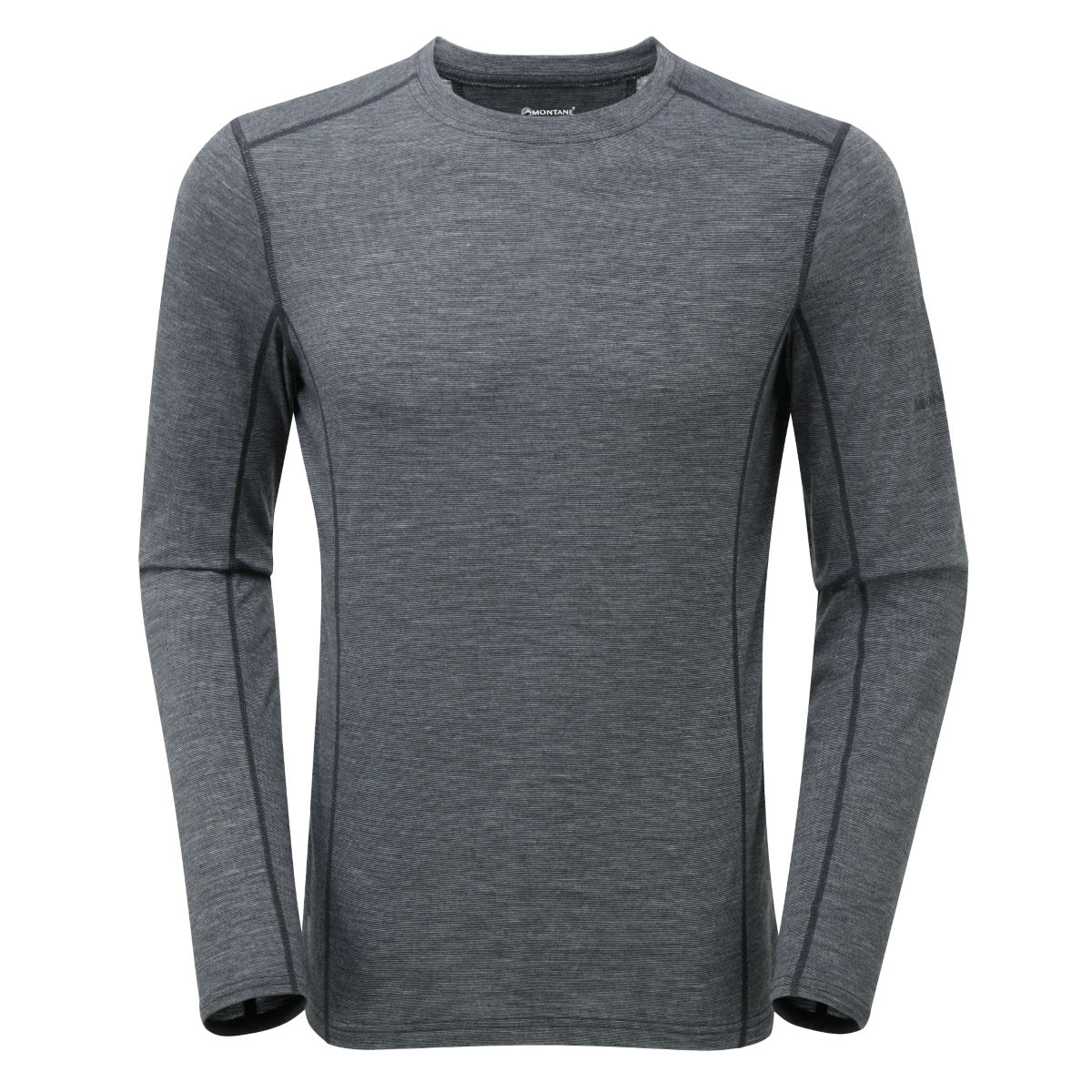 Montane - Primino 140g Long Sleeve T-Shirt - XL Noir