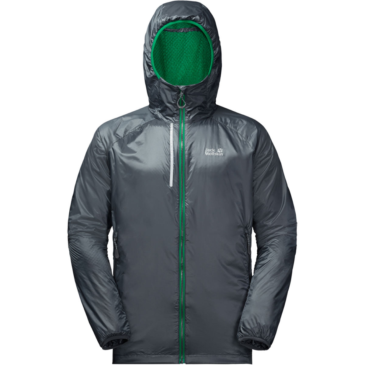 Veste Jack Wolfskin Air Lock - Small Ebony Vestes