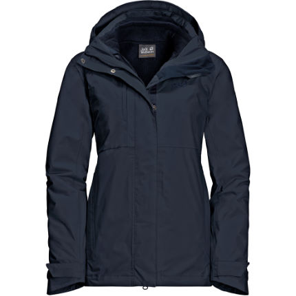 Jack Wolfskin Women's Echo Pass Jacket