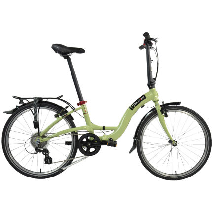 Dahon - Briza D8 (2017) Folding Bike